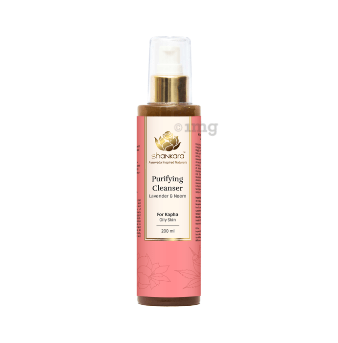 Shankara Purifying Cleanser Lavender and Neem