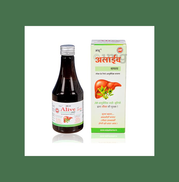 Anju Alive Syrup