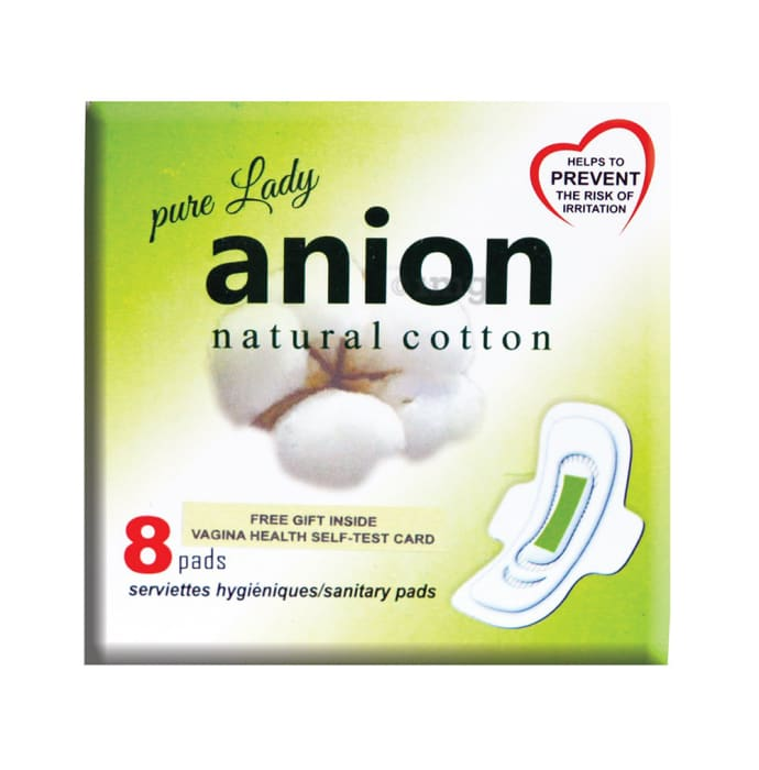 Happy Time Pure Anion Sanitary Pads