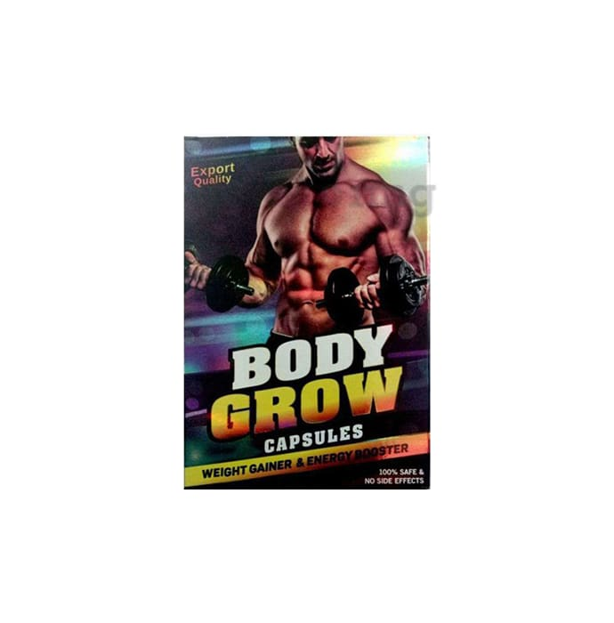 Body Grow Capsule