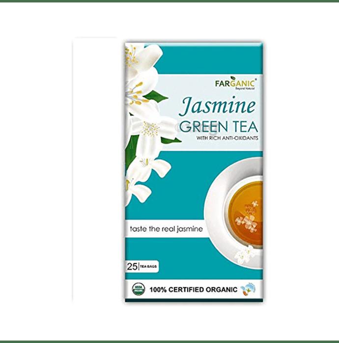 Farganic Jasmine Green Tea