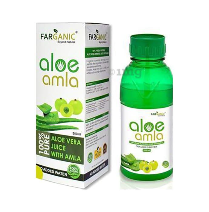 Farganic Aloe Amla Juice