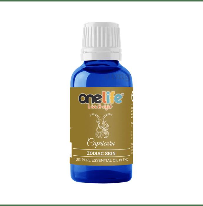 OneLife Zodiac Sign Essential Oil Capricorn