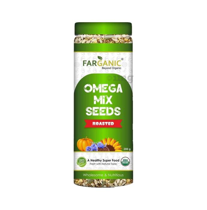 Farganic Omega Mix Seeds Roasted