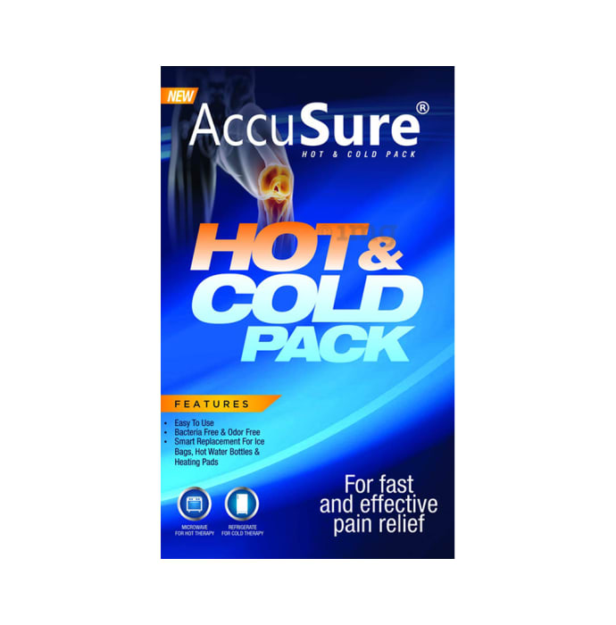 Accusure Hot & Cold Pack
