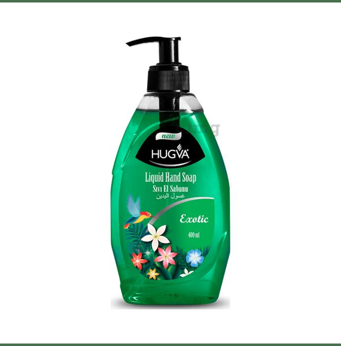 New Hugva Liquid Hand Soap Exotic