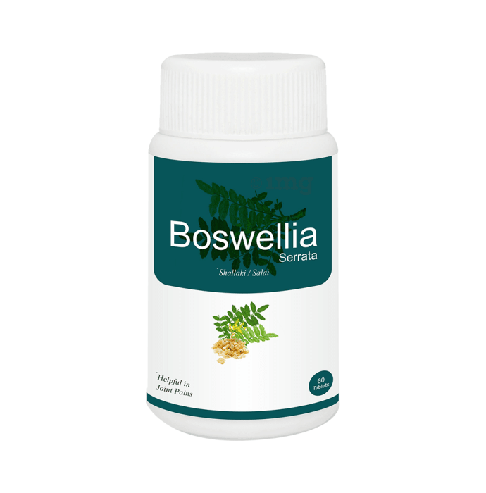Herb Essential Boswellia Tablet