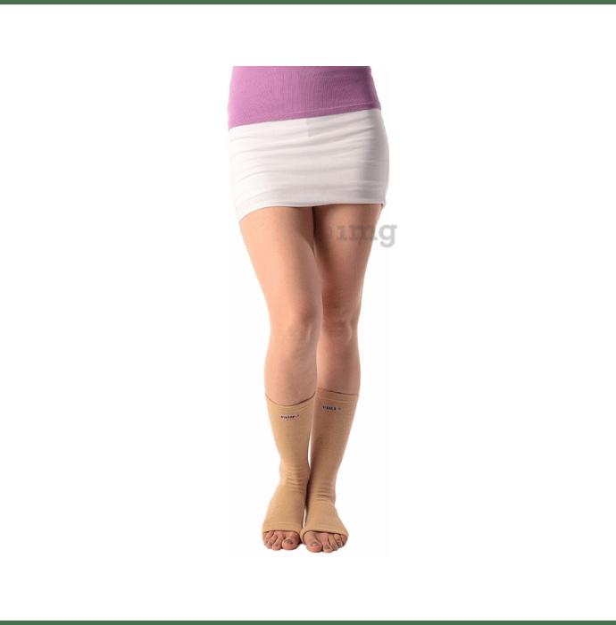 Vissco 0709 Elastic Tubular Anklet XL