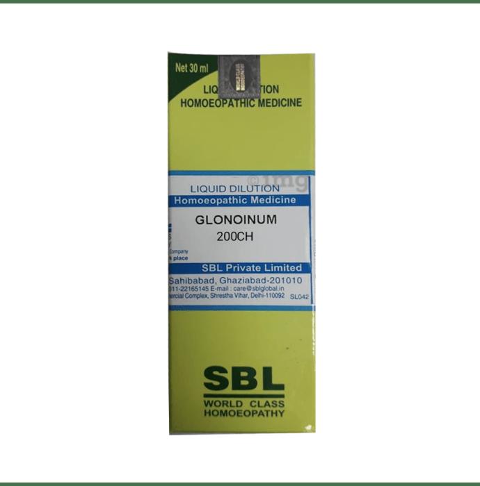 SBL Glonoinum Dilution 6 CH