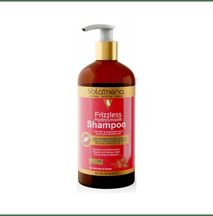 Volamena Shampoo Frizzless Hydrasmooth