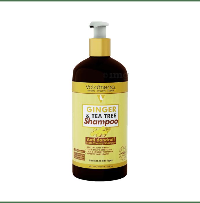 Volamena Shampoo Ginger & Tea Tree
