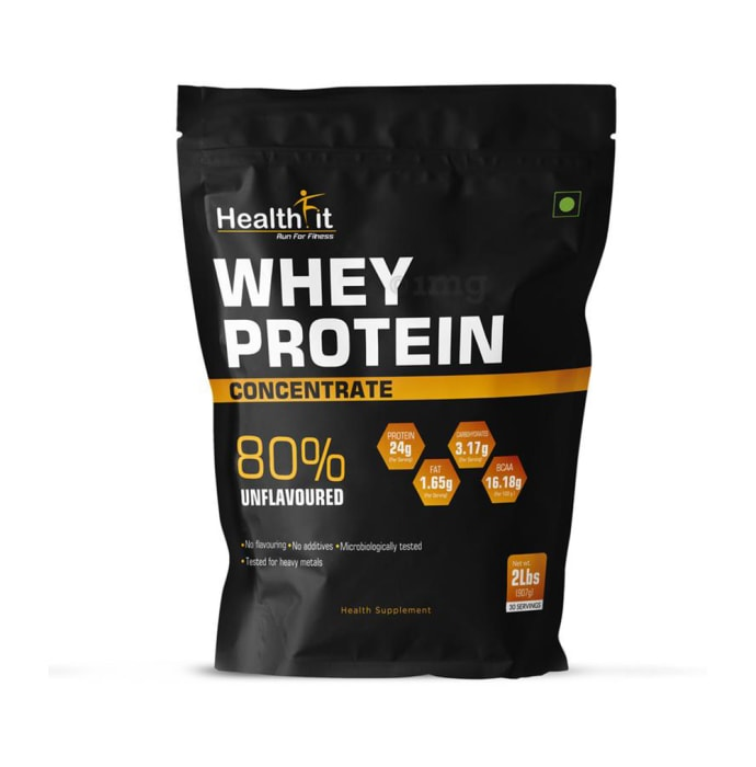 Healthfit Whey Protein Concentrate 80%