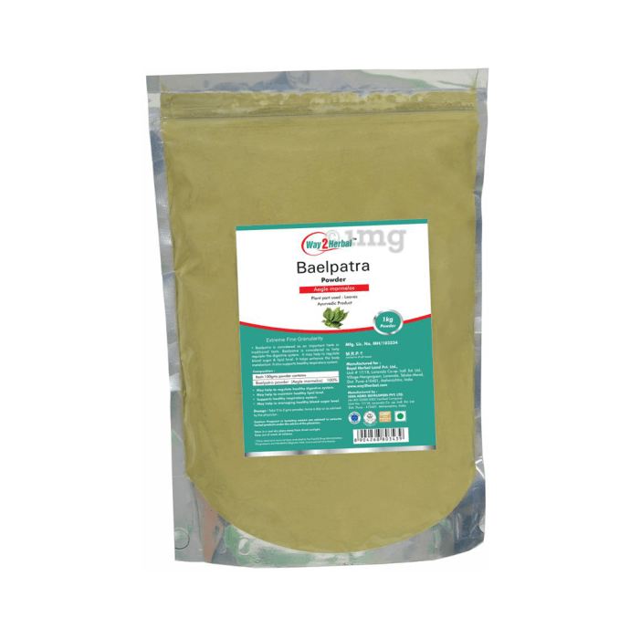 Way2Herbal Baelpatra Powder