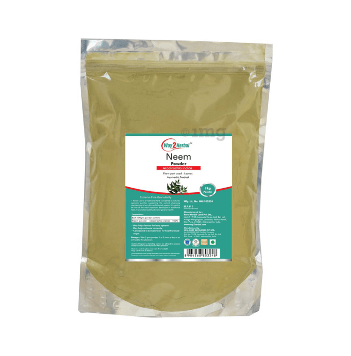 Way2Herbal Neem Powder