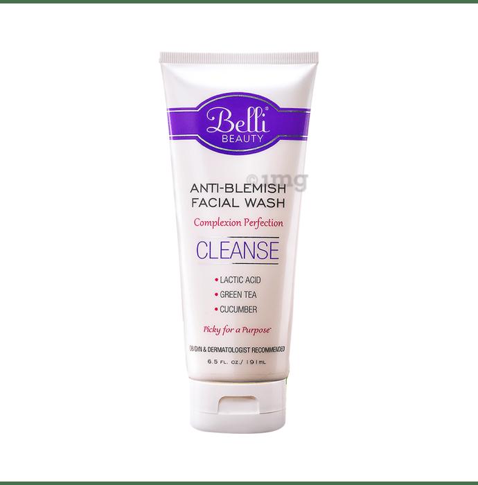 Belli Beauti Anti-Blemish Facial Wash