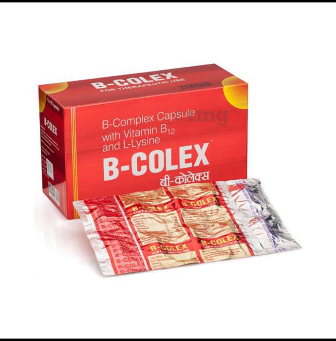 B Colex Capsule