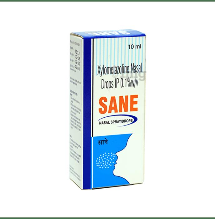 Sane Nasal Drops