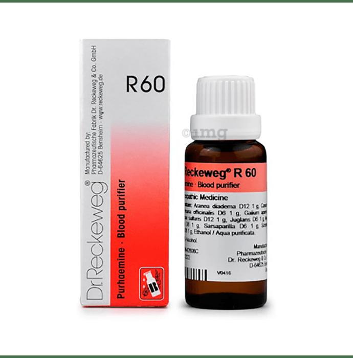 Dr. Reckeweg R60 Blood Purifier Drop
