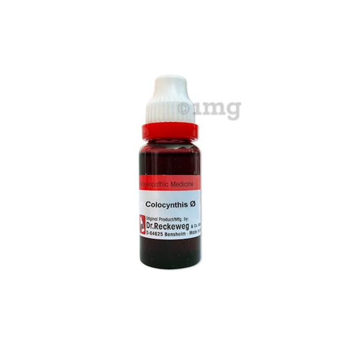 Dr. Reckeweg Colocynthis Mother Tincture Q