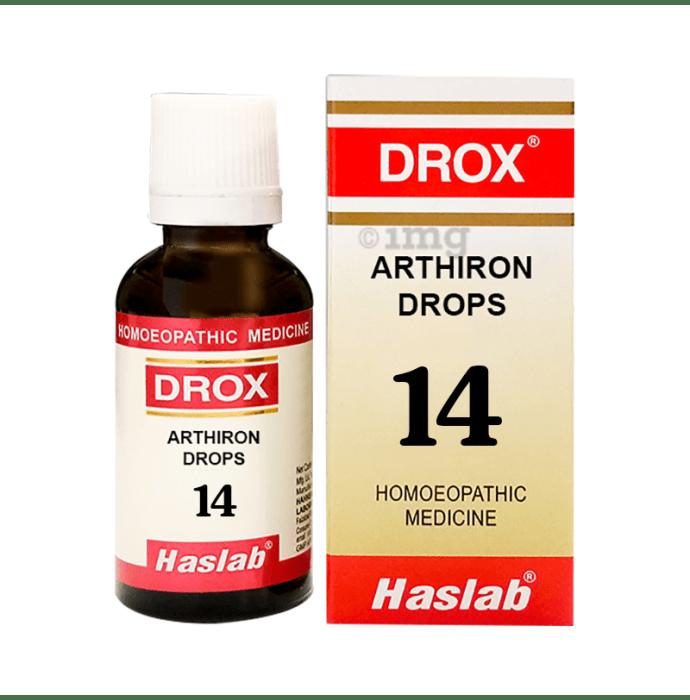 Haslab Drox 14 Goutrin Drop