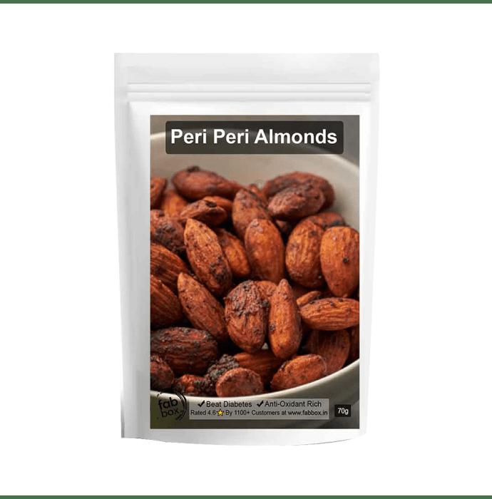 Fabbox Almonds Peri Peri