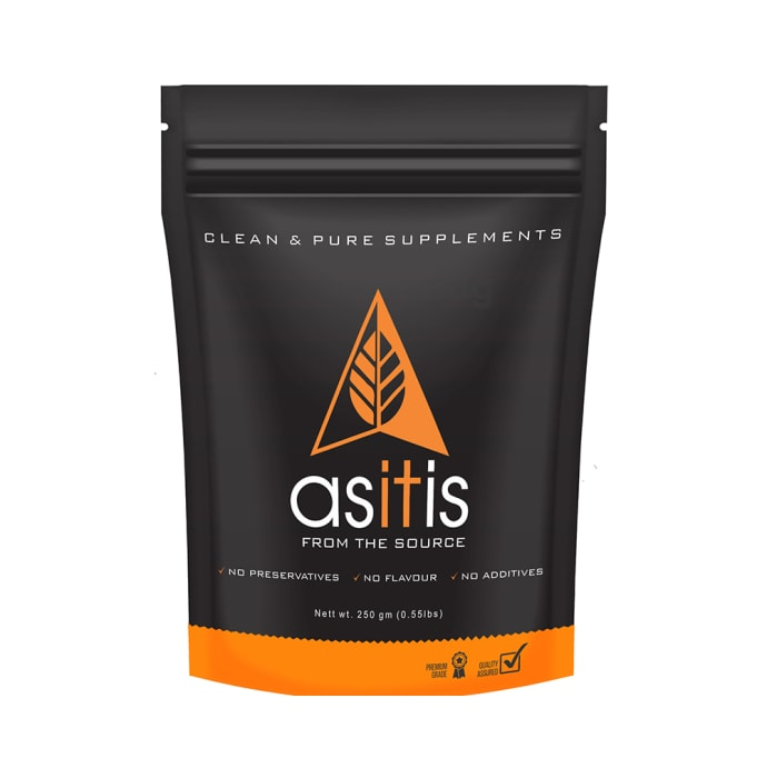 AS-IT-IS Nutrition Creapure Micronized Creatine Monohydrate