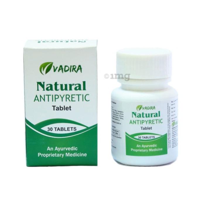 Vadira Natural Antipyretic Tablet