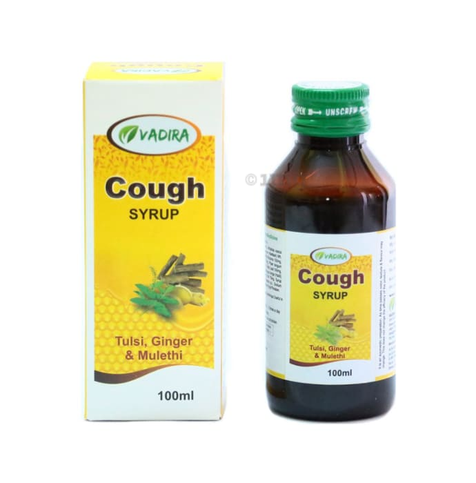 Vadira Cough Syrup Buy Bottle Of 100 Ml Syrup At Best Price In India 1mg