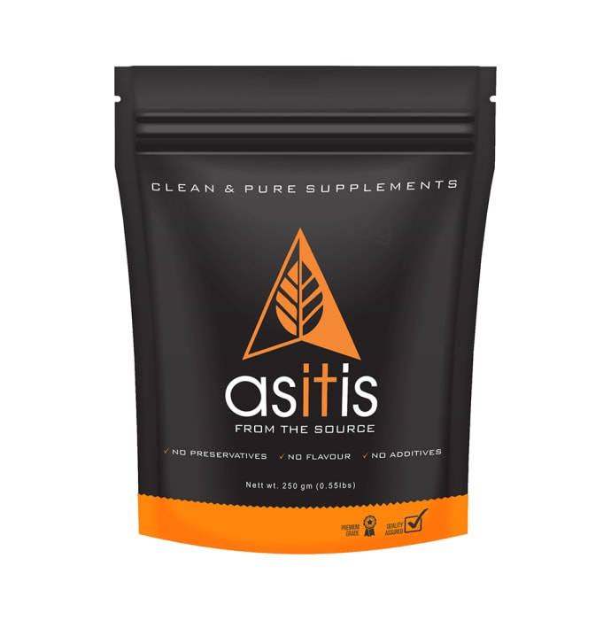 AS-IT-IS Nutrition Whey Protein Concentrate Unflavoured