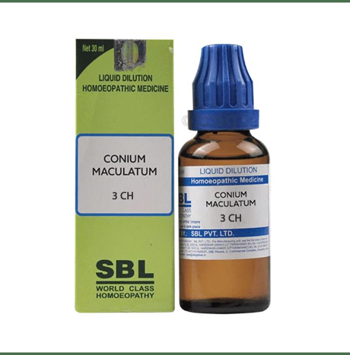 SBL Conium Maculatum Dilution 3 CH