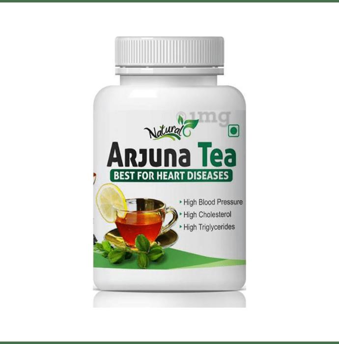 Natural Arjuna Tea Capsule