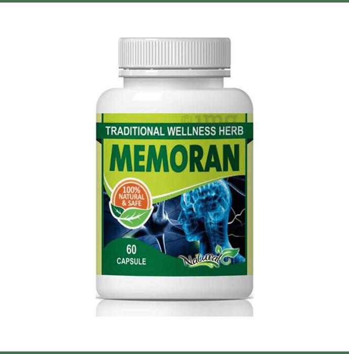 Natural Memoran Capsule