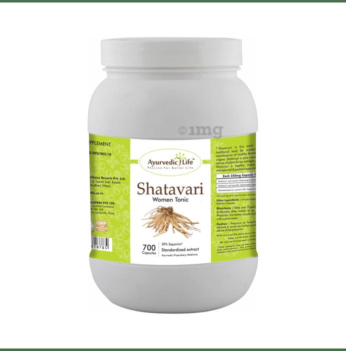 Ayurvedic Life Shatavari Capsule
