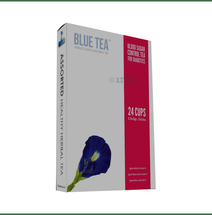 Blue Tea Blood Sugar Control