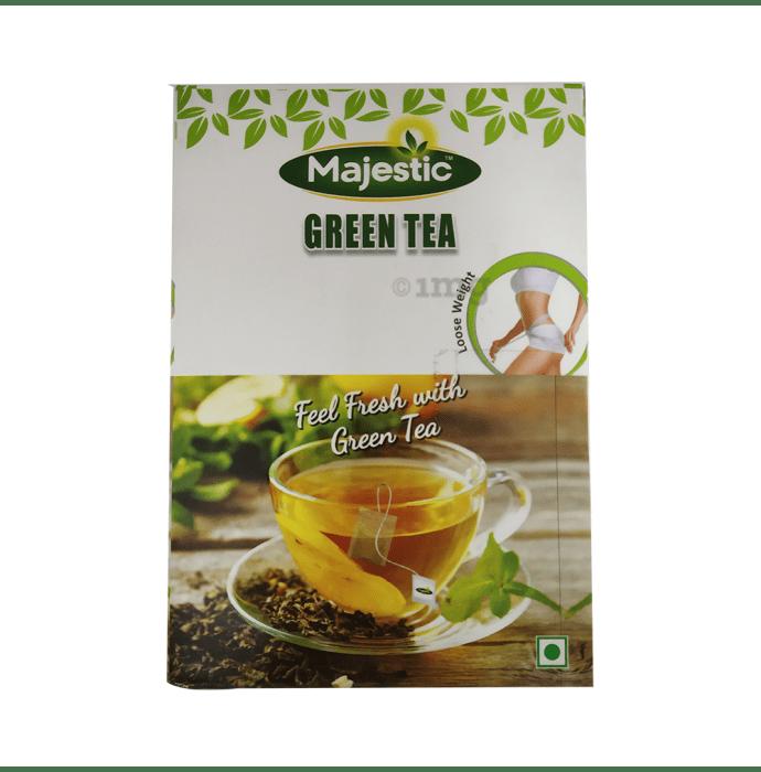 Majestic Green Tea Bag