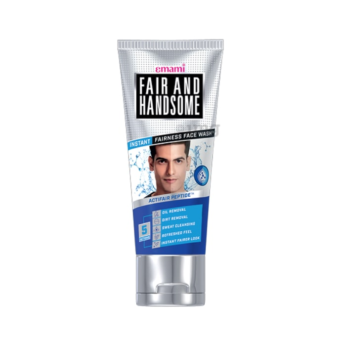 Emami Fair and Handsome Instant Face Wash