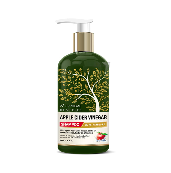 Morpheme Apple Cider Vinegar Shampoo