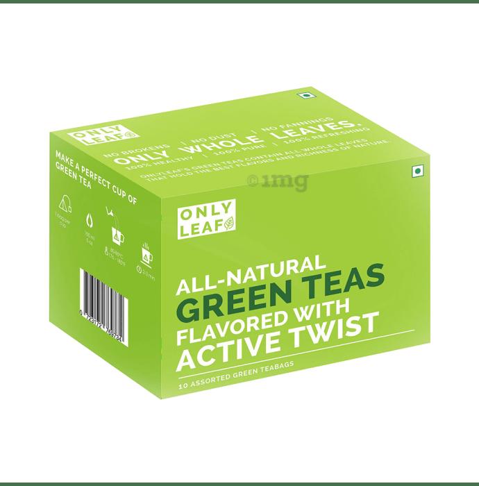 Only Leaf Green Tea Assorted
