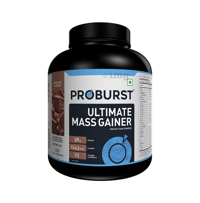 Proburst Ultimate Mass Gainer Chocolate