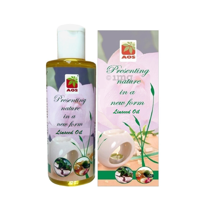 AOS Oil Linseed