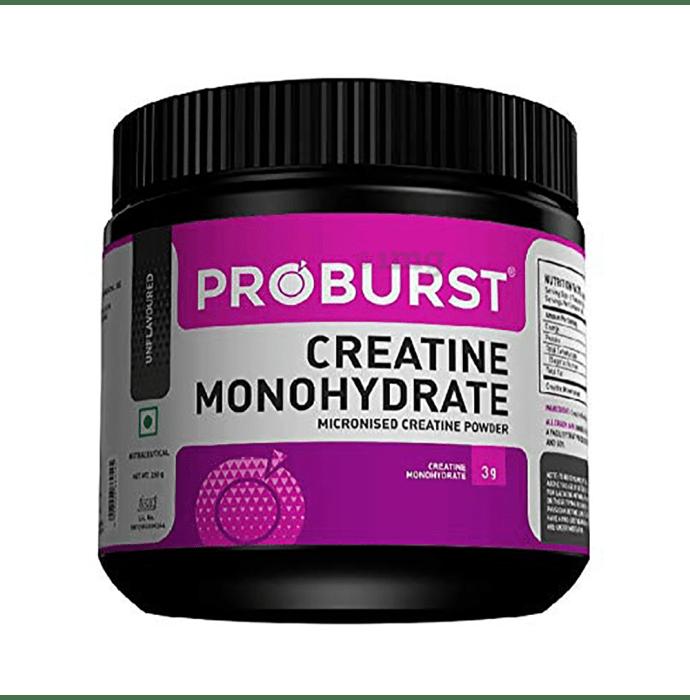 Proburst Creatine Monohydrate Powder Unflavoured