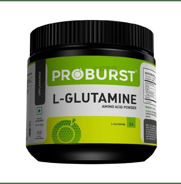 Proburst L-Glutamine Powder Unflavoured