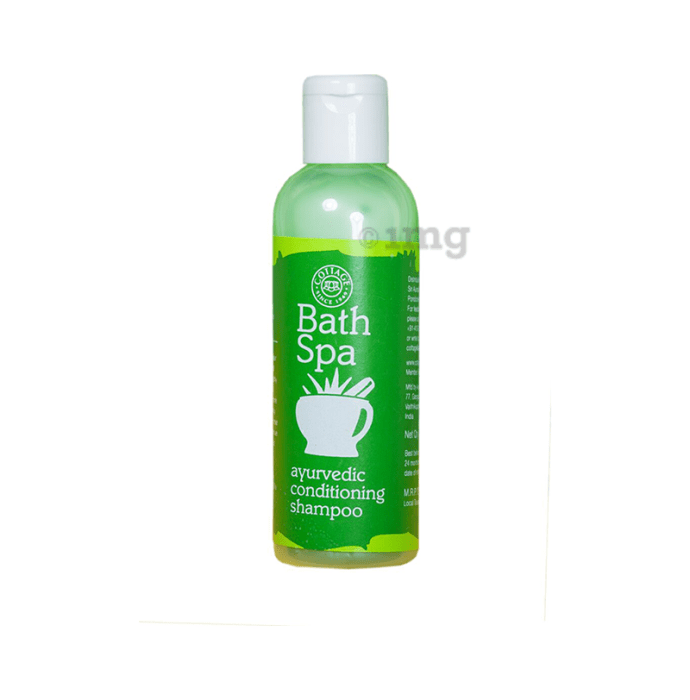 Satvyk Bath Spa Shampoo Ayurvedic Conditioning