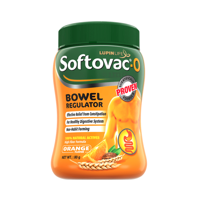 Softovac-O Powder Orange