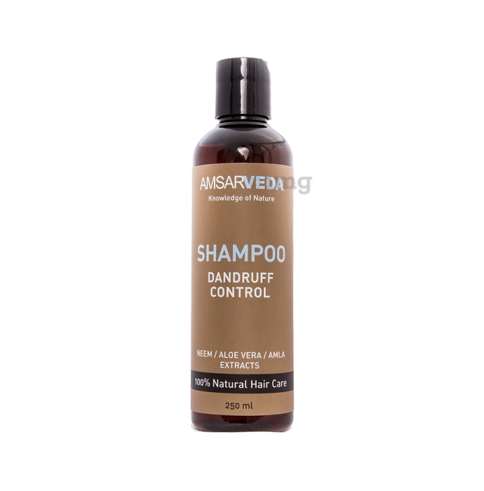 Amsarveda Shampoo Dandruff Control