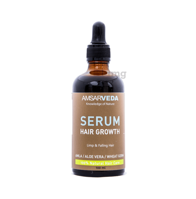Amsarveda Serum Hair Growth