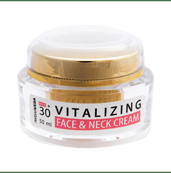 Amsarveda Face & Neck Cream Vitalizing