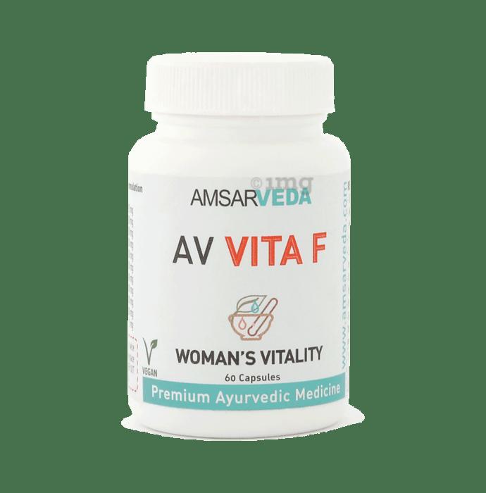 Amsarveda AV Vita F Capsule