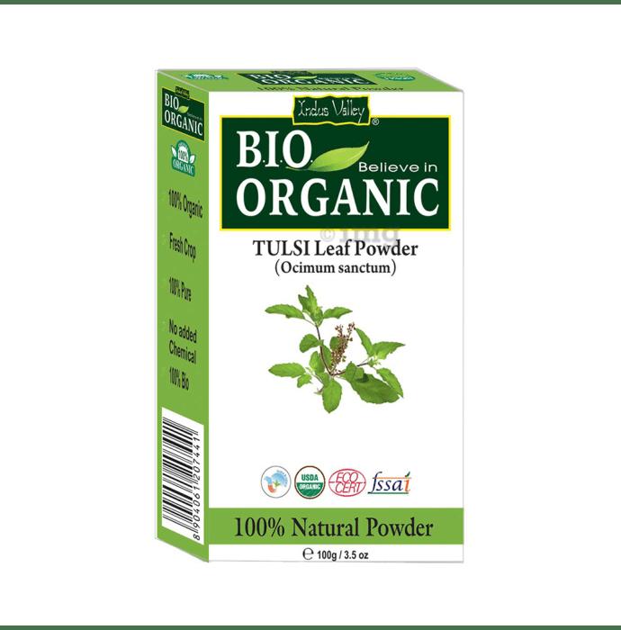 Indus Valley Bio Organic Tulsi Leaf Powder