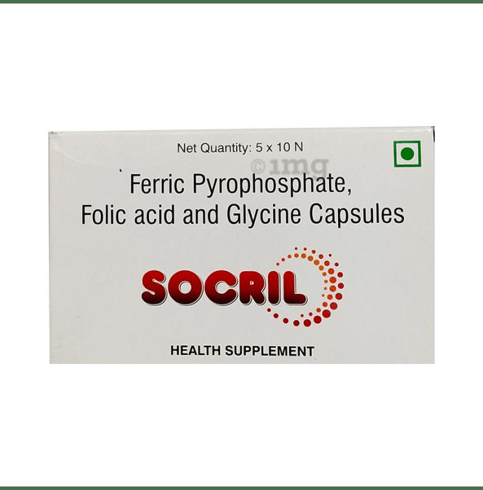 Socril Capsule